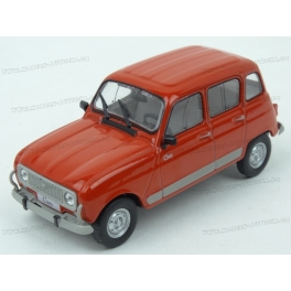 Renault 4 Clan 1978 model 1:43 WhiteBox WB270