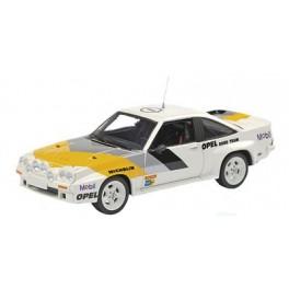 Opel Manta B400 Rallye Presentation Version 1982, Schuco 1:43