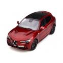 Alfa Romeo Stelvio Quadrifoglio 2017 model 1:18 OttO mobile OT285
