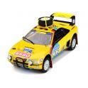Peugeot 405 T16 Grand Raid Nr.203 Winner Dakar Rally 1990 model 1:18 OttO mobile OT532