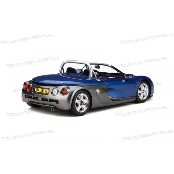 Renault Spyder: Renault Sport Spider 1998, OttO Mobile 1:18 Model