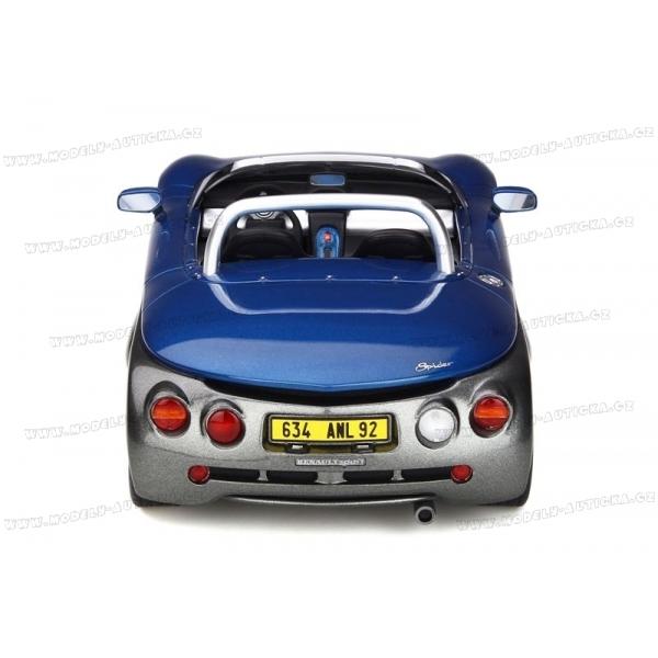 Renault Spider: Renault Sport Spider 1998, OttO Mobile 1:18 Model