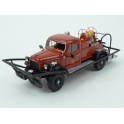 Dodge WDX Power Wagon Brush Breaker 1946 model 1:43 AutoCult AC-12009