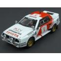 Toyota Celica Twin Cam Turbo Gr.B Nr.5 Winner Safari Rally 1984 model 1:43 IXO Models RAC258