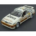 Ford Sierra RS Cosworth Nr.4 WTCC 24h Spa-Francorchamps 1987 model 1:43 IXO Models GTM136