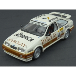 Ford Sierra RS Cosworth Nr.4 WTCC 24h Spa-Francorchamps 1987, IXO Models 1/43 scale