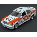 Mercedes Benz 190E 2.3-16V Nr.46 ETCC 24h Spa-Francorchamps 1986, IXO Models 1/43 scale