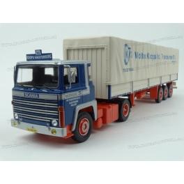 Scania LBT 141 Wolter Koops 1976, IXO Models 1/43 scale