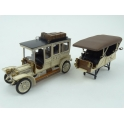 Adler 18/35 Presidential Wagon 1906 model 1:43 AutoCult AC-01006