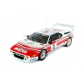 BMW (E26) M1 Gr.B Tour De Corse 1983 Nr.3