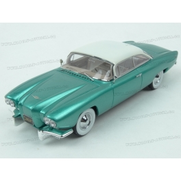 Cadillac Coupe de Ville Raymond Loewy 1959, AutoCult 1/43 scale