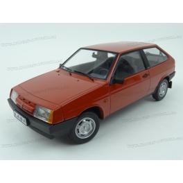 Lada VAZ 2108 Samara 1989 (Red) model 1:18 Premium Scale Models PSM-DC18003C