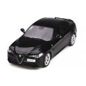 Alfa Romeo Giulia Quadrifoglio 2016 (Black) model 1:18 OttO mobile OT793