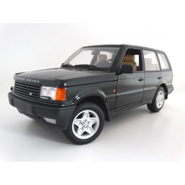 Land Rover 4 Hse: Range Rover 4.6 HSE 1999, AUTOart 1:18 Model