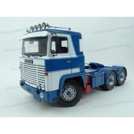 Scania LBT 141 1976 (Blue/White) model 1:18 Road Kings RK180013