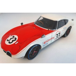 Toyota 2000 GT SCCA 1968 Nr.33