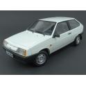 Lada VAZ 2108 Samara 1989 (White), Premium Scale Models 1:18