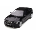 BMW (E46) M3 CSL Coupe 2003 (Black), OttO mobile 1/12 scale