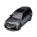 Mercedes Benz (X166) GLS 63 AMG 2016 (Grey met.) model 1:18 GT Spirit GT784