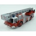 Iveco Magirus DLK 23-12 Fire Brigade Frankfurt (Hasiči) 1980 model 1:43 IXO Models TRF005