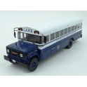 GMC 6000 LAPD Police (Los Angeles Police Department) 1988 model 1:43 IXO Models BUS017