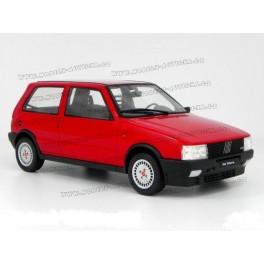 Modely aut - Fiat Uno Turbo 1985 v měřítku 1:18