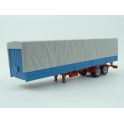 Truck Trailer with Canvas cover, IXO Models 1/43 scale