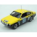 Opel Kadett C GT/E Gr.1 Nr.41 RAC Rally 1976 model 1:43 IXO Models RAC264