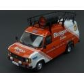 Ford Transit Mk.II Rally Assistance Belga Team 1979, IXO Models 1/43 scale