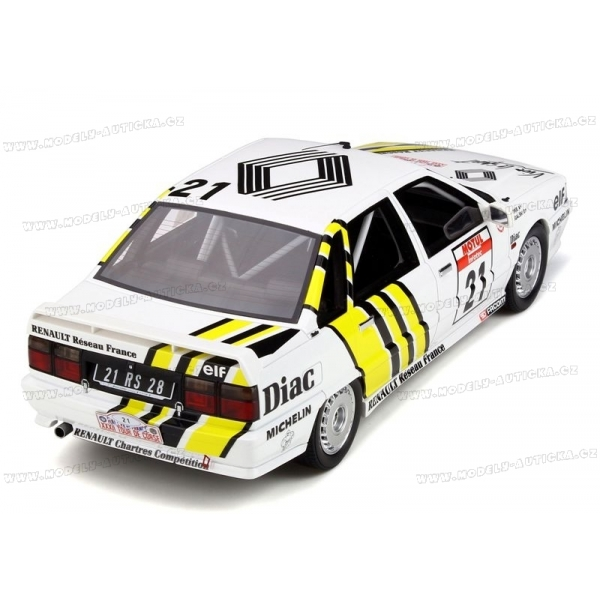 N # 21 tour de Corse • 1988 • nuevo • Otto OT317 1:18 Renault 21 Turbo gr