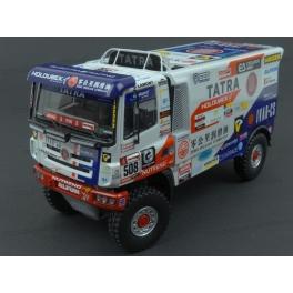 Tatra Phoenix Nr.508 Buggyra Team Dakar 2019 model 1:43 ScaleMasters SM508-2019