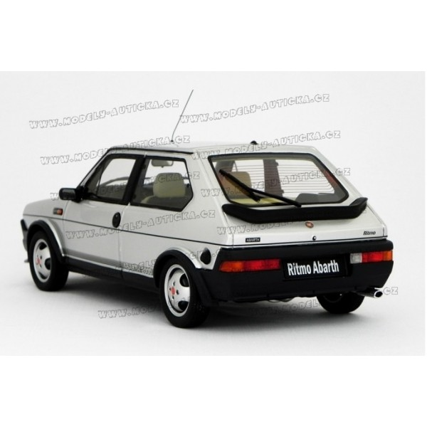 fiat ritmo 125 tc abarth 1981 barva st brn laudoracing model 1 18. Black Bedroom Furniture Sets. Home Design Ideas