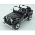 Jeep CJ-7 Laredo 1980, MCG (Model Car Group) 1/18 scale