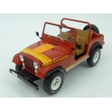 Jeep CJ-7 Renegade 1980, MCG (Model Car Group) 1/18 scale