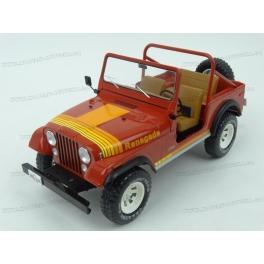 Jeep CJ-7 Renegade 1980, MCG (Model Car Group) 1/18 scale