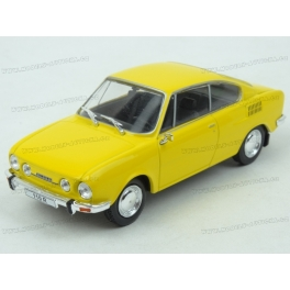 Škoda 110 R 1970, WhiteBox 1/43 scale