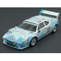 BMW (E26) M1 Nr.83 24h Le Mans 1980 model 1:43 IXO Models LMC159