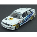 BMW (E30) M3 Nr.48 CiBiEmme Team WTCC Winner Silverstone 1987 model 1:43 IXO Models GTM130