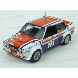 Fiat 131 Abarth Nr.12 Rally Monte Carlo 1979 model 1:43 IXO Models RAC052