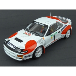 Toyota Celica GT-4 (ST185) Nr.1 Rally Portugal 1992, IXO Models 1/18 scale