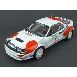 Toyota Celica GT-4 (ST185) Nr.9 Rally Portugal 1992, IXO Models 1/18 scale