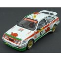 Ford Sierra RS Cosworth Nr.17 WTCC 24h Spa-Francorchamps 1987 model 1:43 IXO Models GTM137