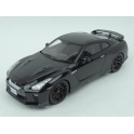 Nissan GT-R R35 2017 (Black met.) model 1:18 Tarmac Works T11-BK
