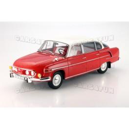 Modely aut - Tatra 603 v měřítku 1:18