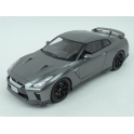 Nissan GT-R R35 2017 (Grey met.) model 1:18 Tarmac Works T11-MG