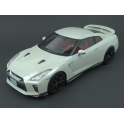 Nissan GT-R R35 2017 (White met.) model 1:18 Tarmac Works T11-BW