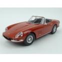 Ferrari 275 GTB/4 NART Spyder 1967 with Spoke Rims (Red) model 1:18 KK-Scale KKDC180234