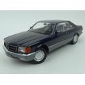 Mercedes Benz (C126) 560 SEC 1980 (Blue met.), KK-Scale 1:18