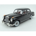 Mercedes Benz (W180 II) 220S Limousine Ponton 1956 (Black) model 1:18 KK-Scale KKDC180321