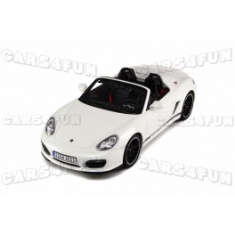 Porsche Boxster (987) Spyder 2010 (Model Year 2011)
